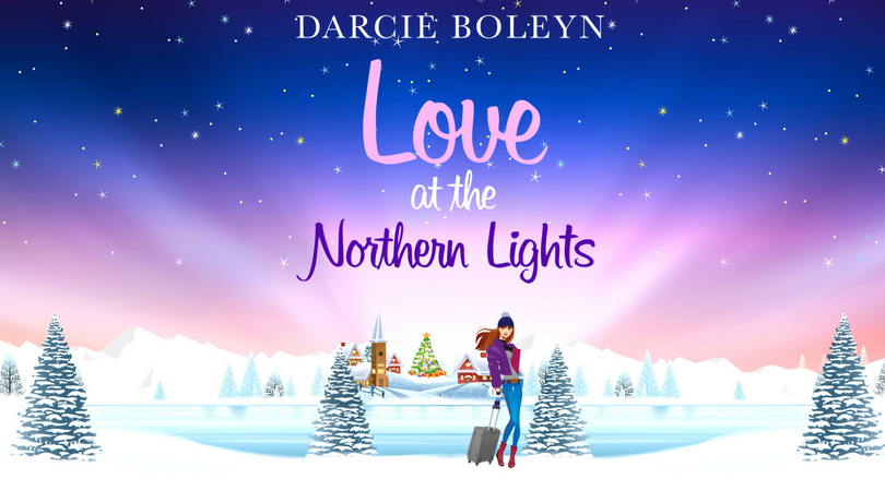 Love at the Northern Lights Cover