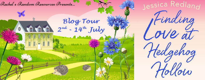 Blog Tour: Summer Strawberries at Swallowtail Bay by Katie Ginger